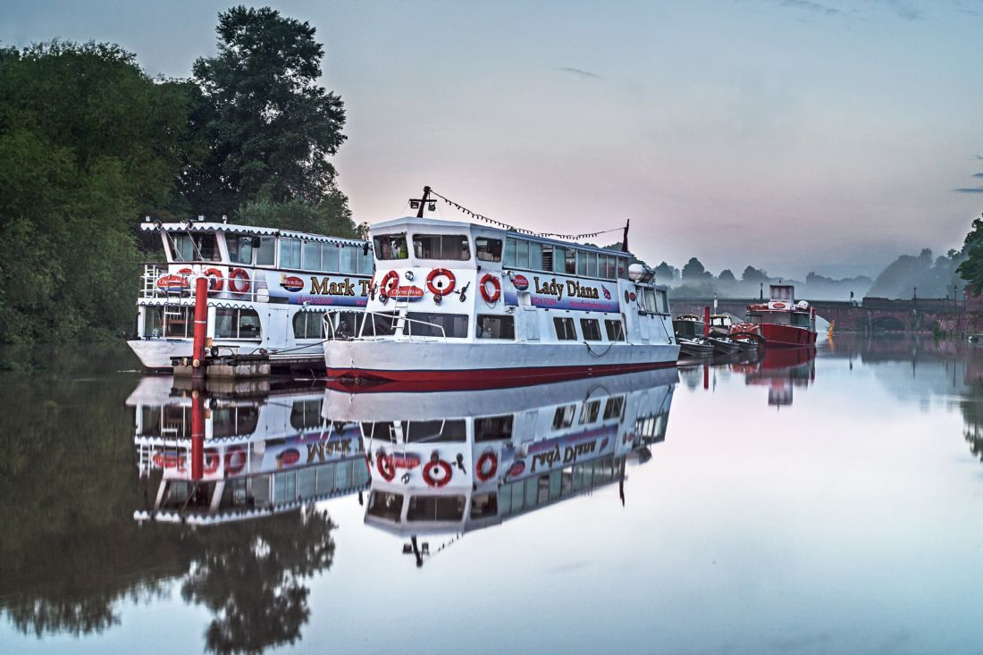 Pete Lawless | Chester Boats River Dee