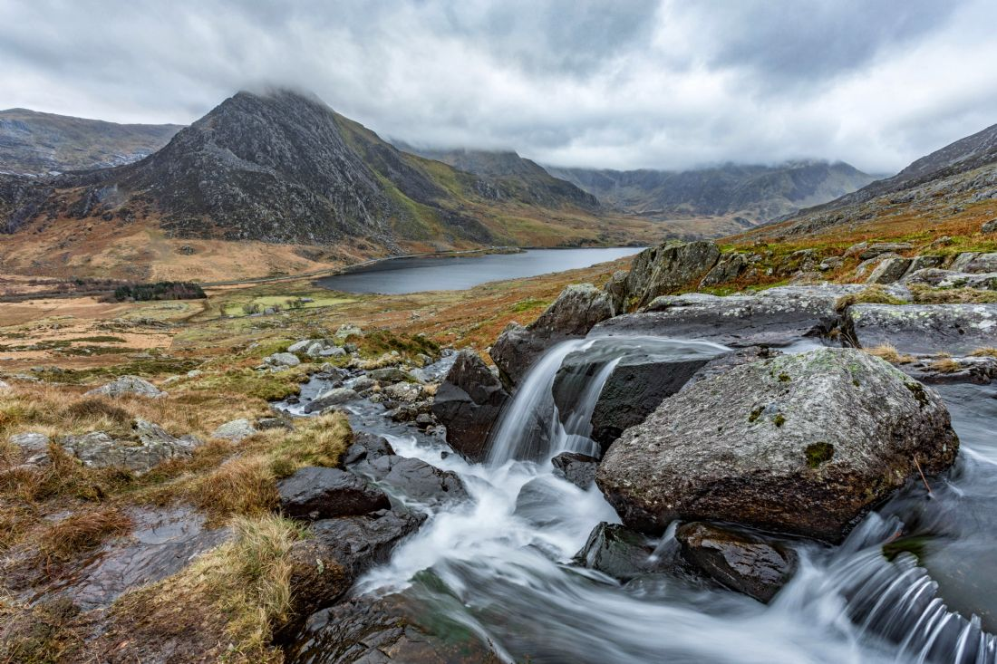 Pete Lawless | Tryfan from Afon Lloer