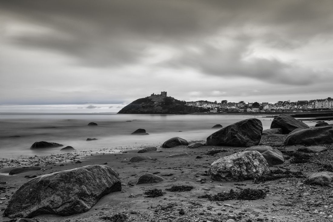 Pete Lawless | Criccieth Castle