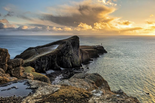 Pete Lawless | Neist Point Sunset