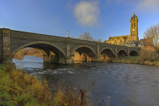 Pete Lawless | Tweed Bridge Peebles