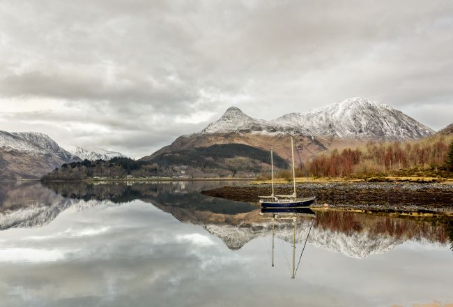 Pete Lawless | Pap of Glen Coe
