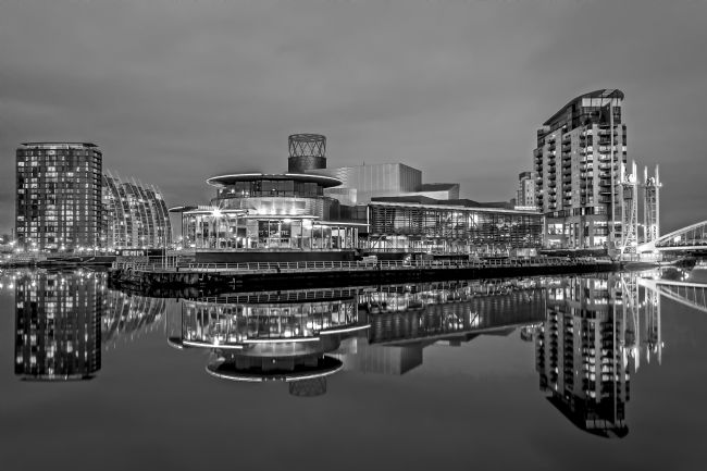 Pete Lawless | Salford Quays Theatre