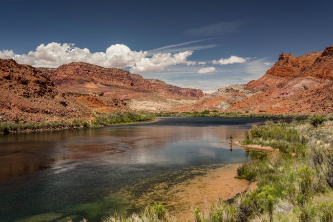 Pete Lawless | Colorado River, Glen Canyon.