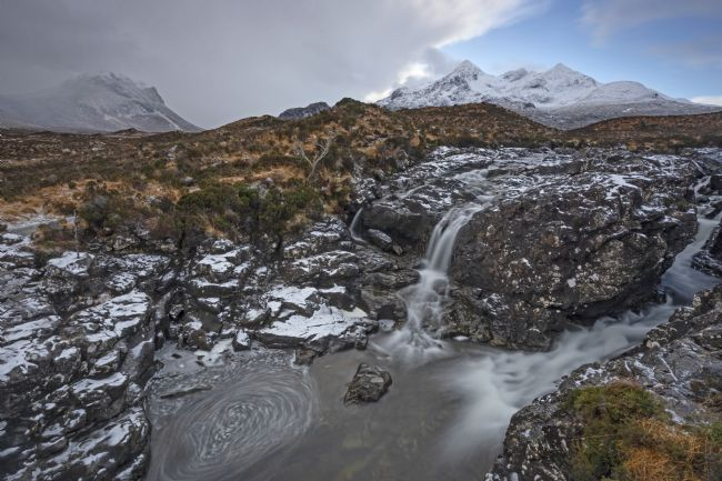 Pete Lawless | Red Cuillin Range