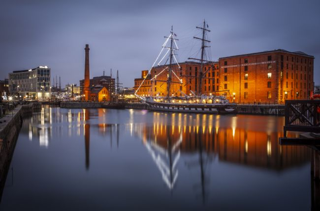 Pete Lawless | The Pump House Royal Albert Dock