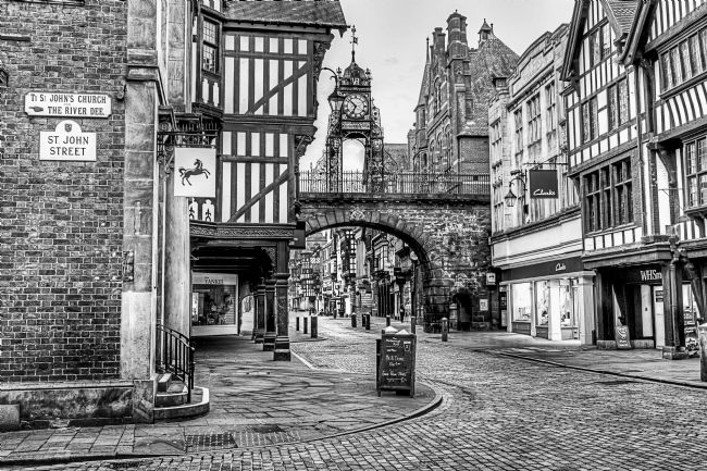 Pete Lawless | Eastgate Street Chester