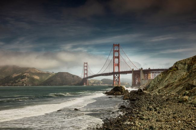 Pete Lawless | Golden Gate Bridge