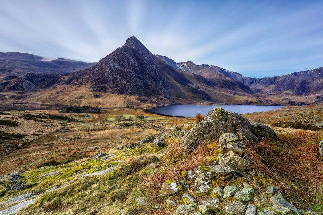 Pete Lawless | Afon Lloer view to Tryfan
