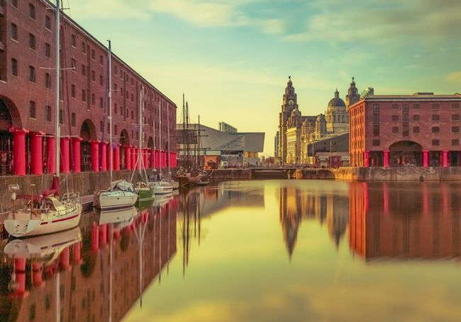 Pete Lawless | Royal Albert Dock