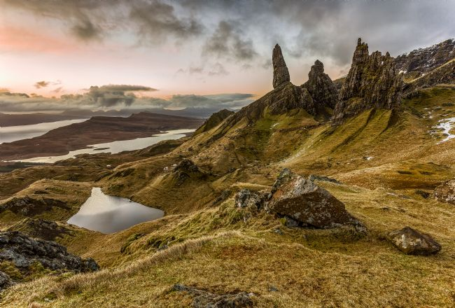 Pete Lawless | Isle of Skye and Scotland