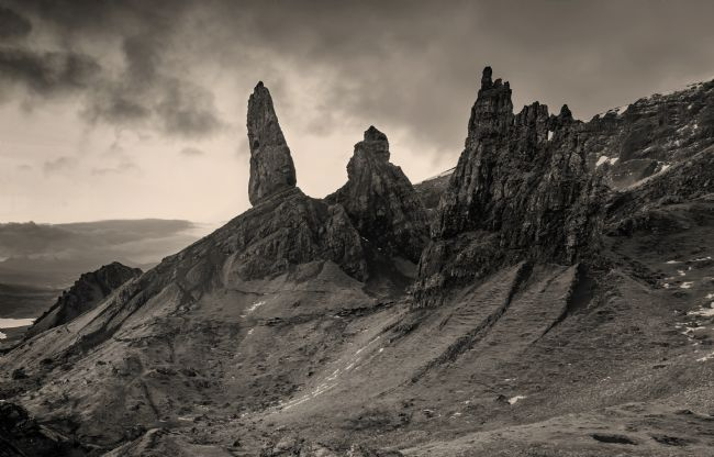 Pete Lawless | Old Man of Storr