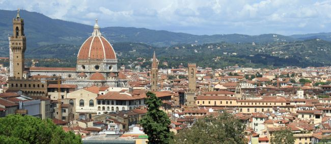 Howard Corlett | Florence panorama