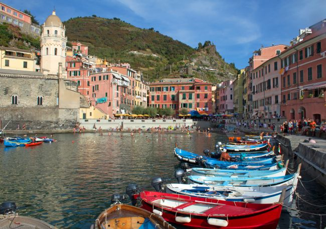 Howard Corlett | Vernazza