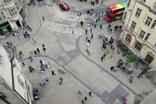 Howard Corlett | Oxford's Circus