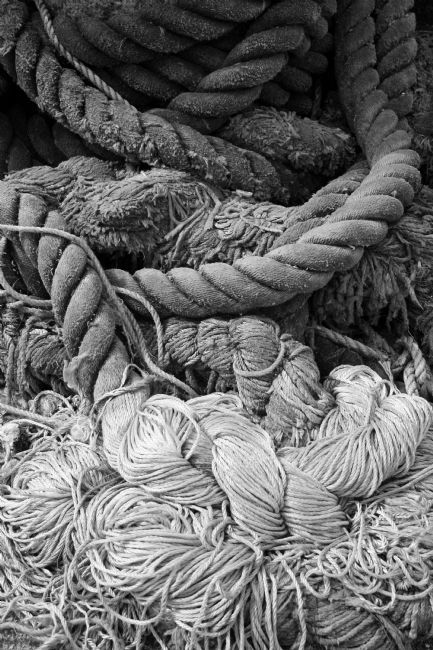 Howard Corlett | Tangled rope