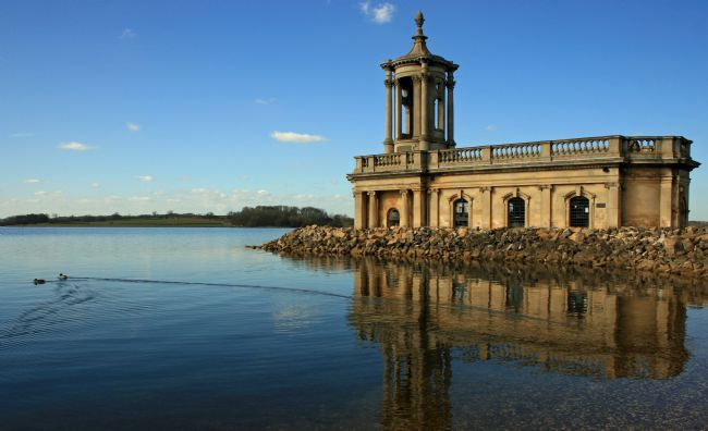 Howard Corlett | Normanton Church Rutland