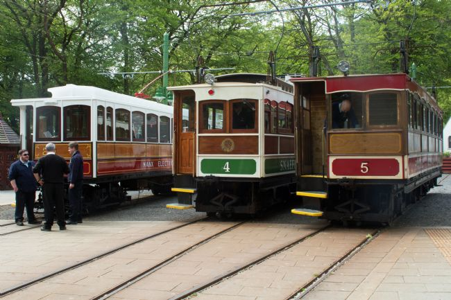 Howard Corlett | Manx Electric Railway
