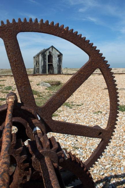 Howard Corlett | Dungeness Dereliction