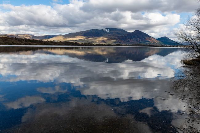Gregg Simpson | Reflection of Skiddaw