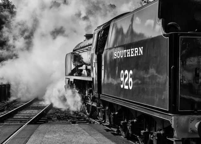 Gregg Simpson | Steaming South