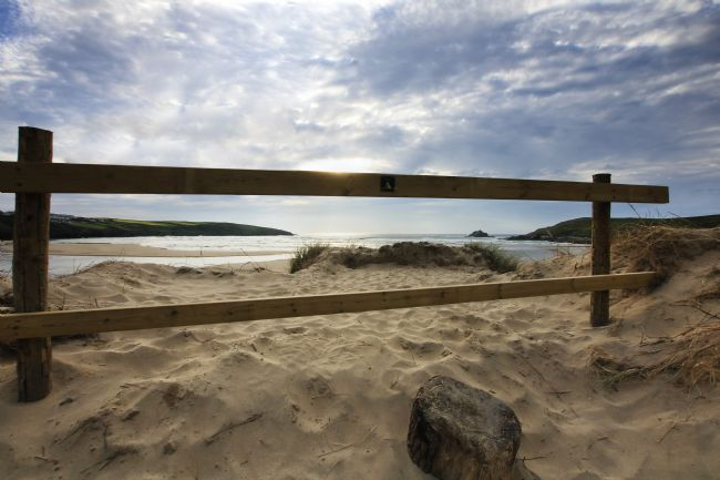 Terri Waters | Crantock Beach