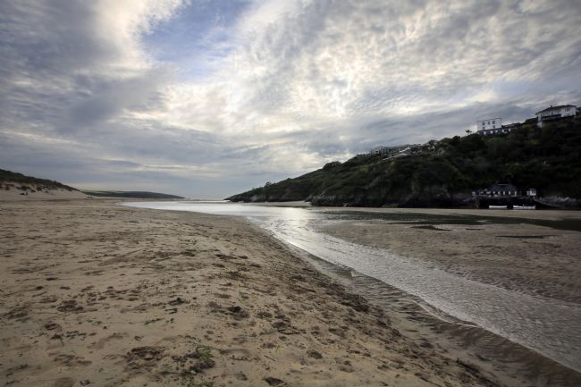 Terri Waters | Crantock From The Gannel