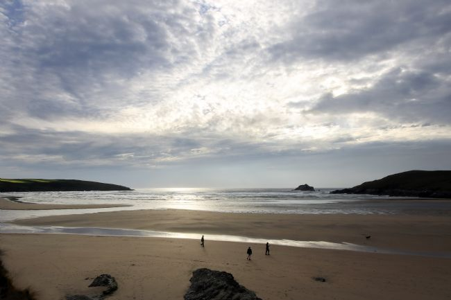 Terri Waters | Sunset At Crantock