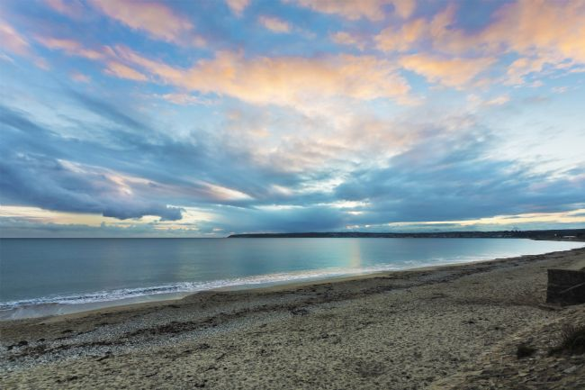 Terri Waters | Sunset Over Penzance