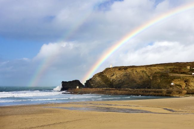 Terri Waters | Rainbows Over Portreath