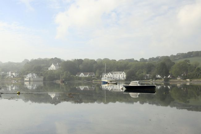 Terri Waters | May Morning at Mylor Creek