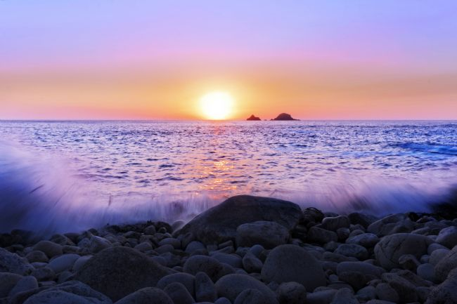 Terri Waters | Sunset Tide