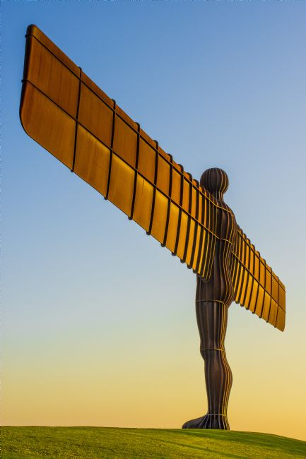 david siggens | Gateshead Angel of the north