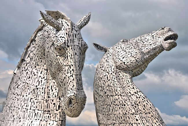 James Hogarth | The Kelpies
