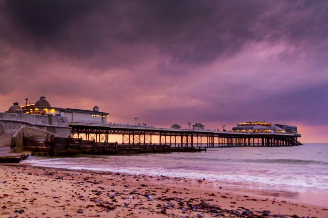Paul Macro | Cromer Pier Sunset