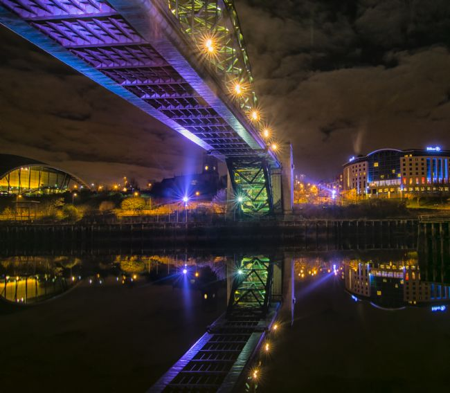 andrew blakey | Across the tyne