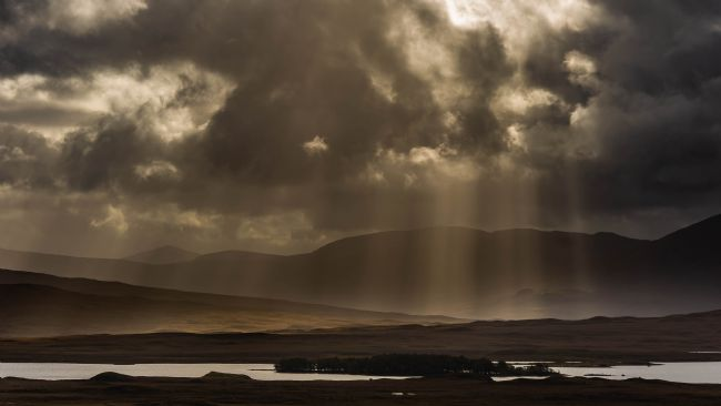 Mark Ingleby | Sunrays