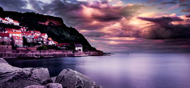 richard sayer | Runswick Bay