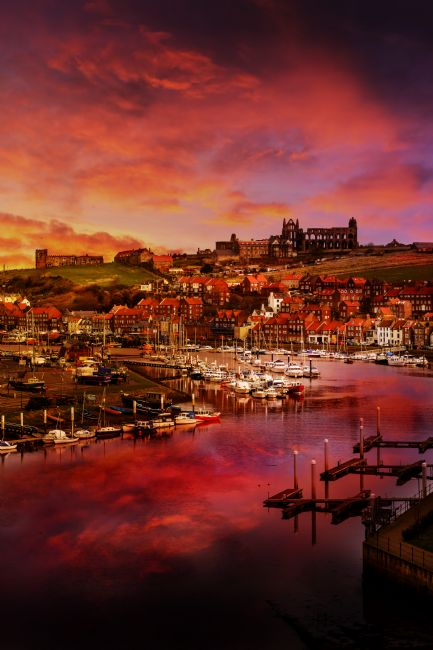 richard sayer | Whitby Port