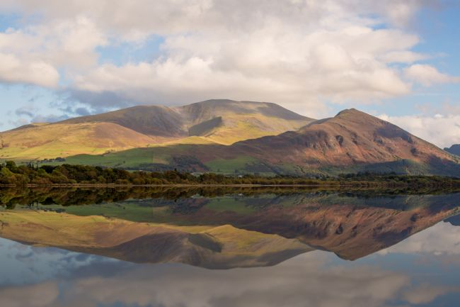 Roger Green | Skiddaw Reflected