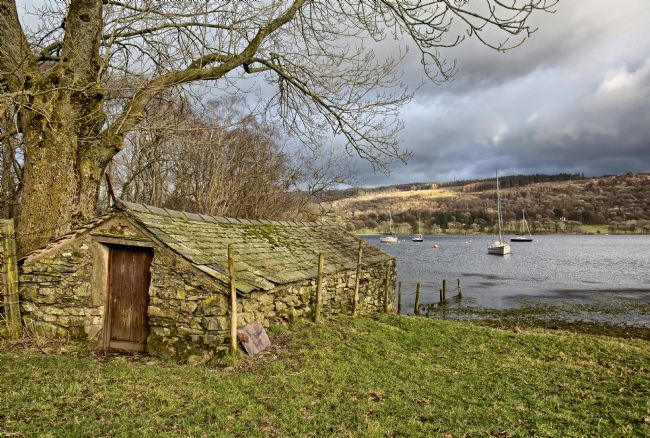 Roger Green | Coniston Boathouse