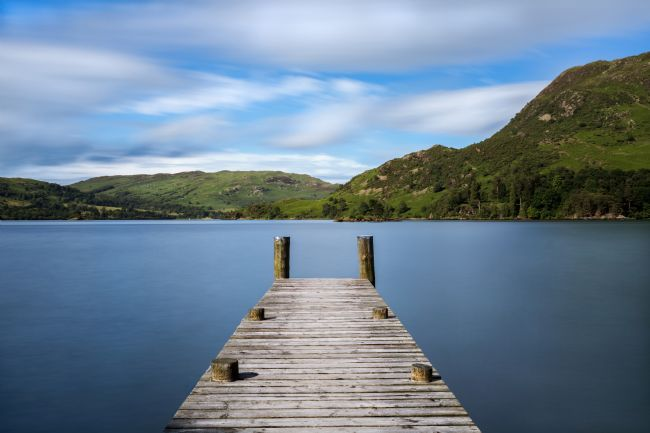 Roger Green | Ullswater Jetty