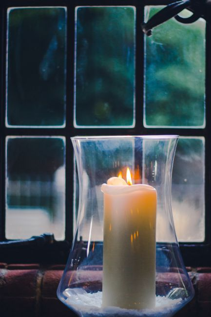 Trevor Goose | Candle in the Window