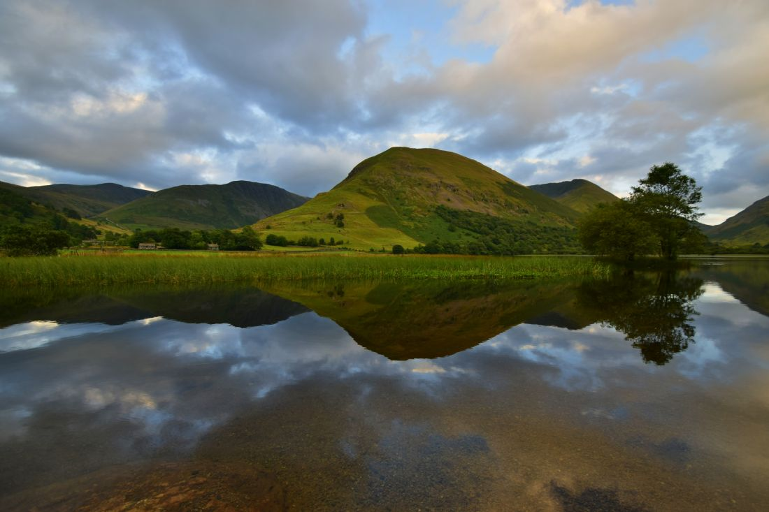 Robert Parsons | The Lake District: All Calm on Brother's Water