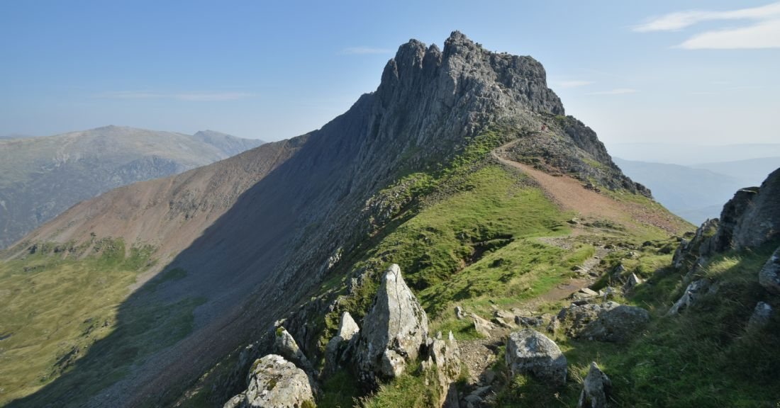 Robert Parsons | Wales: On Crib Coch