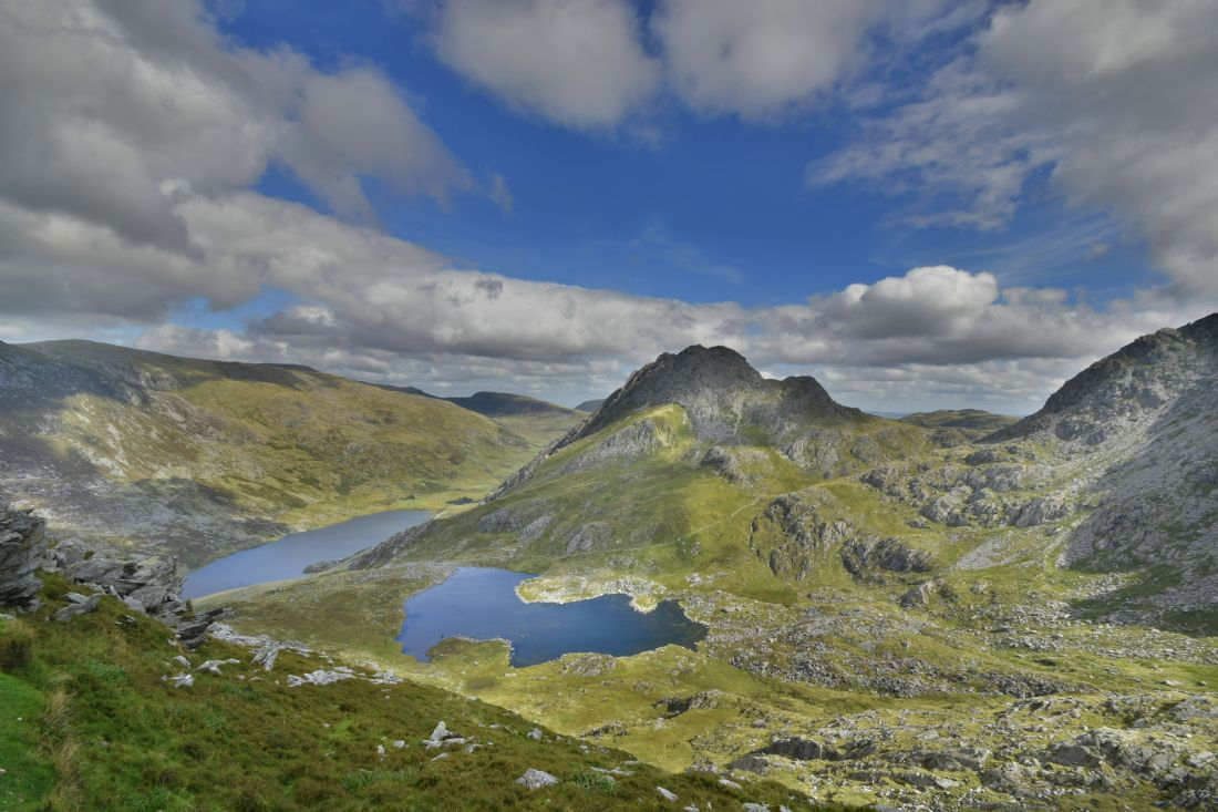 Robert Parsons | Wales: View to Tryfan