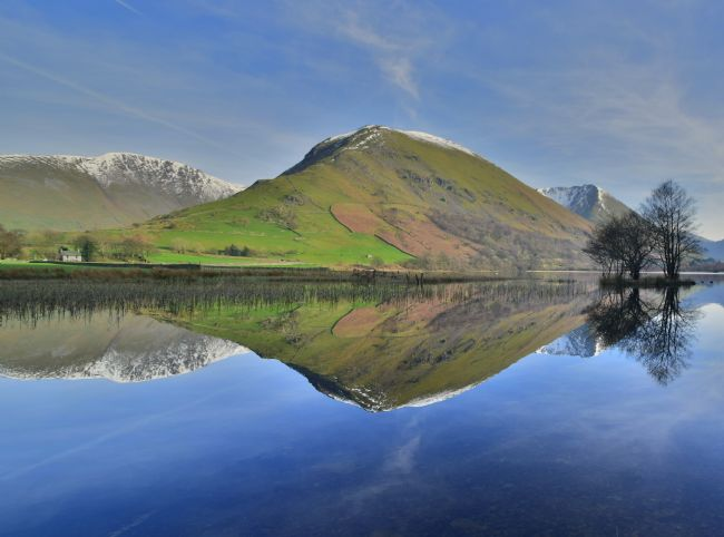 Robert Parsons | The Lake District: Brother's Water Reflections