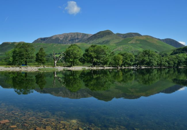 Robert Parsons | The Lake District: Buttermere Reflections