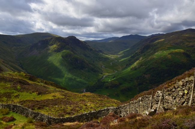 Robert Parsons | The Lake District: Langstrath Valley