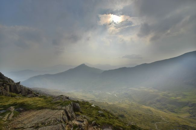 Robert Parsons | Wales: Snowdonia Light